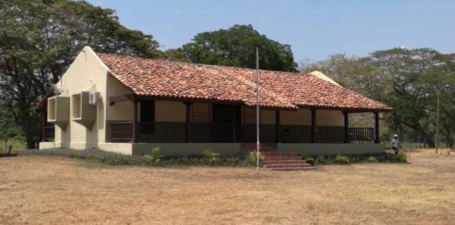 Museo del Parque Arqueológico El Caño, Panamá