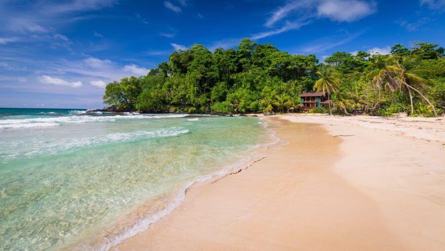 Cómo llegar a Playa Los Destiladeros, Panamá