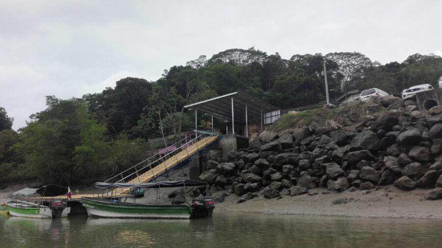 Dónde está Puerto Kimba, Panamá