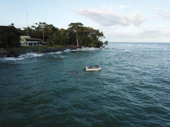 Dónde está Punta Burica, Panamá