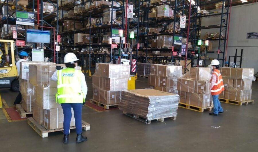 Productos permitidos a la entrada por la aduana de Panamá