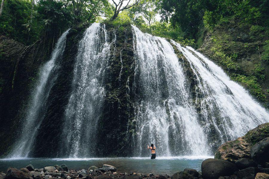 Panamá waterfalls