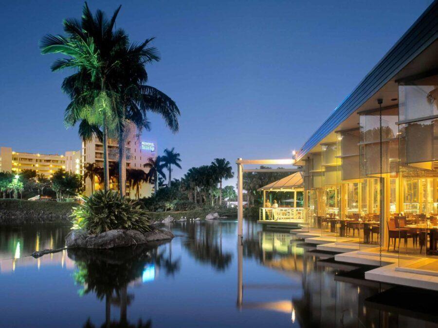 Pacific Bay Resort.