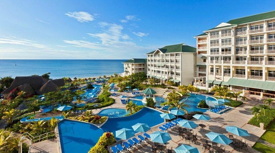 Sheraton Bijao Beach Resort.