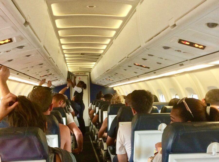 Horas de vuelo a Panamá