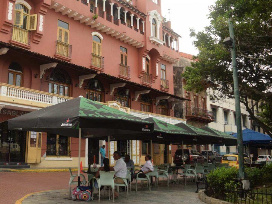 Dónde comer en Panamá barato