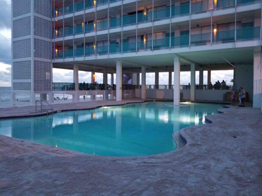 Airbnb con piscina en Panamá