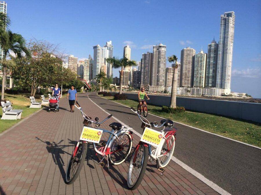 Panamá en bicicleta
