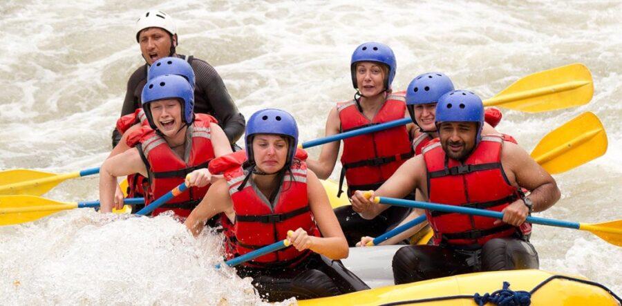 Panamá Rafting Aventure