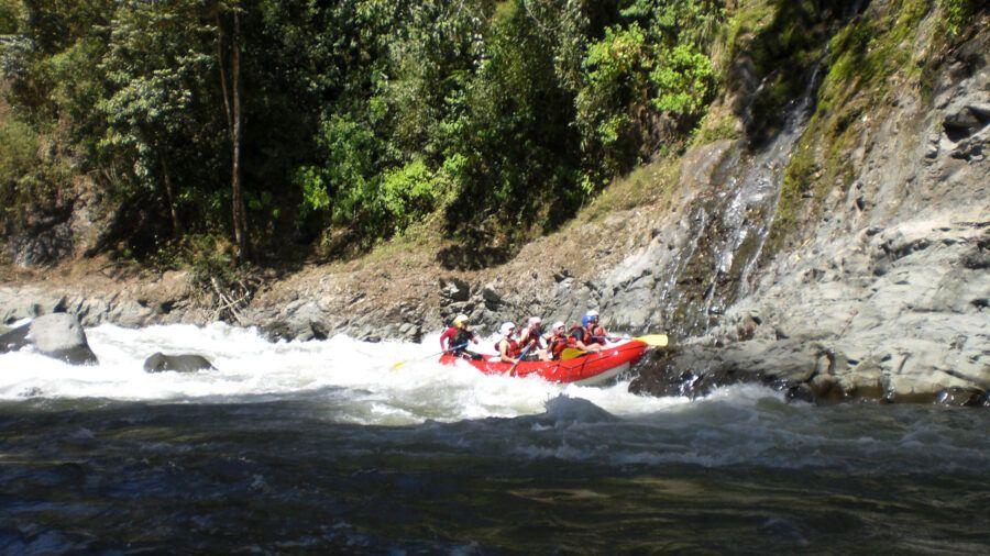 Hacer Rafting en Panama