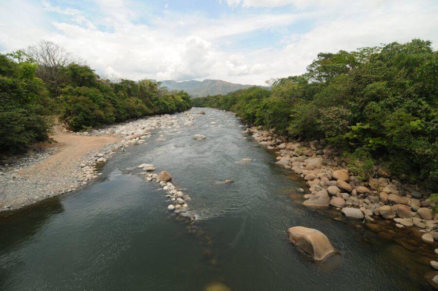 Ríos en Panamá