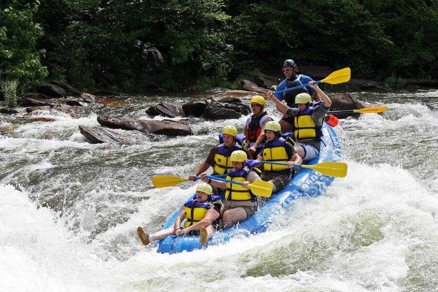 Rafting Panamá
