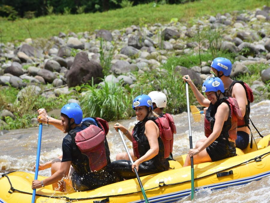 ¿Por qué escoger a Panamá para practicar rafting?